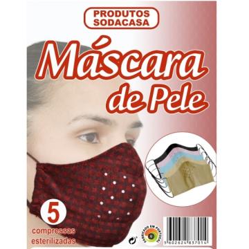 Mascaras de proteçao em...