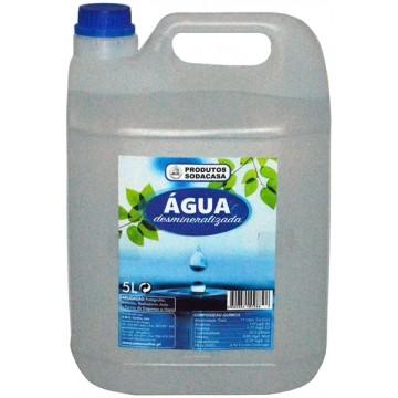 Àgua destilada 5 L