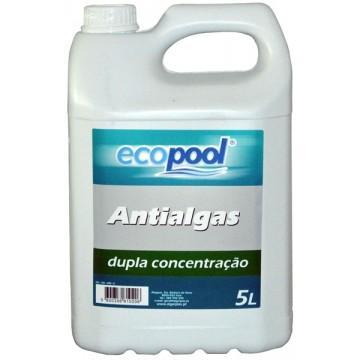 Ecopool antialgas garrafão 5kg