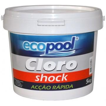 Ecopool cloro choque pó...
