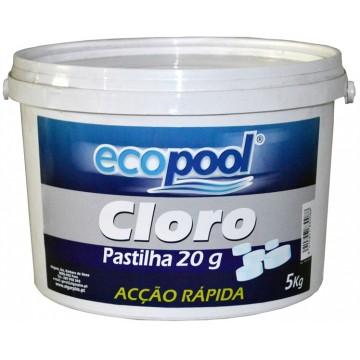 Ecopool cloro T 20 mini...