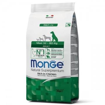 Ração Seca Monge Daily Line...