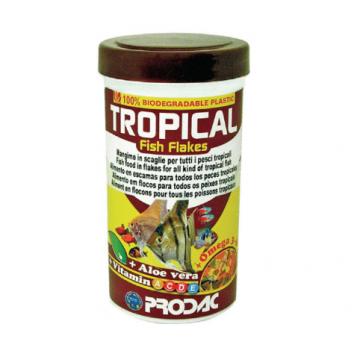 Tropical-Comida em Flocos...
