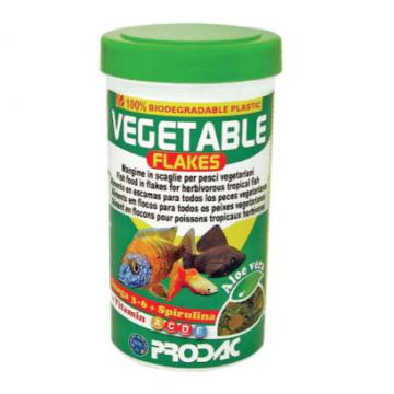Vegetable-Comida em Flocos...