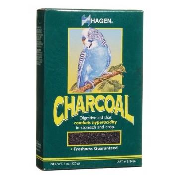 Alimento Carvão P/Passáros...