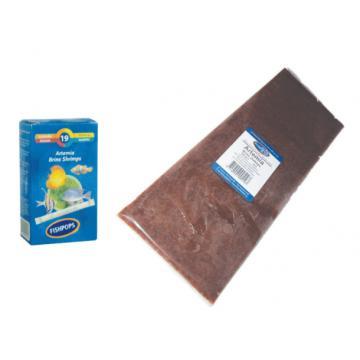 Embalagem de Artémia 500g