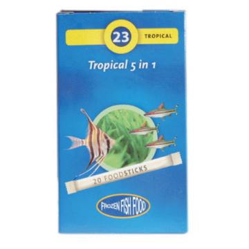 Comida Tropical com 4...