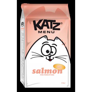 Ração para gatos KATZ...