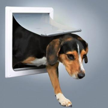 Trixie Porta do cão com 2...