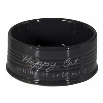 Taça Em Cerâmica Happy Cat
