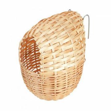 Ninho De Bamboo Para...