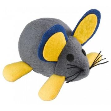 Rato de corda com efeito de...