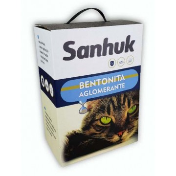 Sanhuk Bentonite...