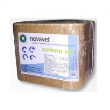 BLOCO MINERAL SELENA-VIT 10KG