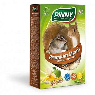 Pinny Premium Menu Esquilos...