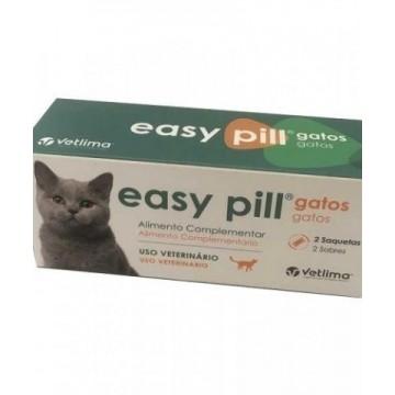 Easy Pill Gatos- Snack para...