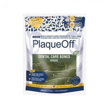 PlaqueOff dental care bones...