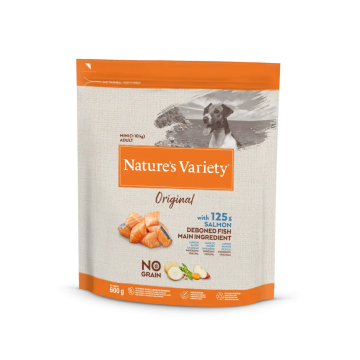 copy of Nature's Variety...