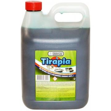 Tirapia (degradação materia...