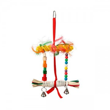 Brinquedo Natural Pássaro 40cm