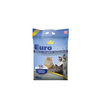 Eurolitter 15kg areia...