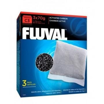 Fluval MASSA FILT. CARVÃO...