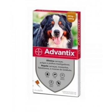 Bayer Advantix Cão 40-60 Kg