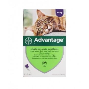 Bayer Advantage Gato Mais 4 Kg
