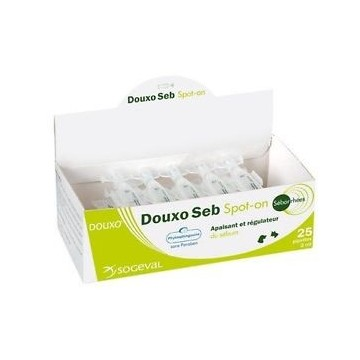 Douxo Seb Spot-on (25 x 2 ml)
