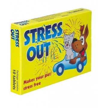 Stress Out - Comprimidos...
