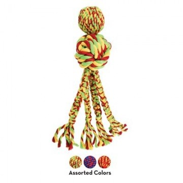 KONG Wubba Weave with Rope...