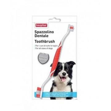 Beaphar Escova de Dentes Dupla