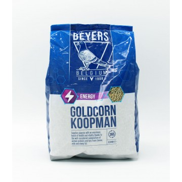 Goldcorn Koopman 2.5kg -...