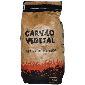 Carvão Vegetal saco 5kg