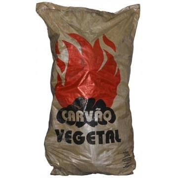 Carvão vegetal saco 15kg