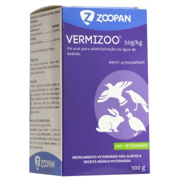 Zoopan Vermizoo 100g