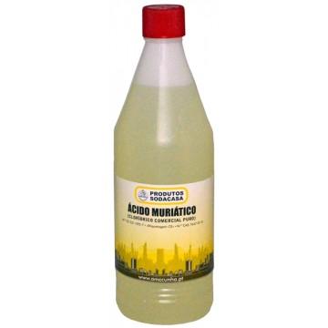 Acido muriatico gfa 1 lt