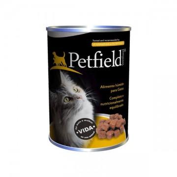 Ração Húmida Petfield...