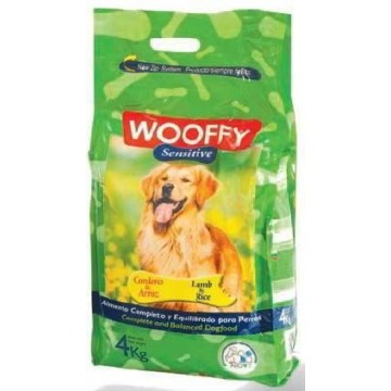Ração Seca WOOFFY SENSITIVE...