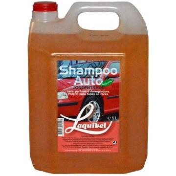 Shampoo Auto concentrado 5L