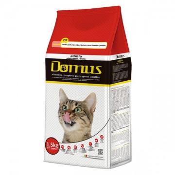 Ração Seca Domus Cat Adult...