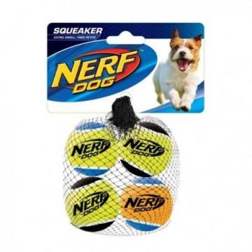 NERF SQUEAK T. BALLS, 4UN,...