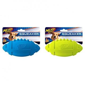 NERF RUBBER FOOTBALL -  M...