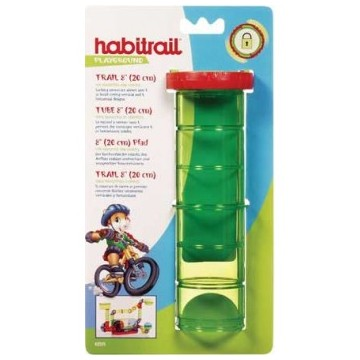 HABITRAIL PLAYGROUND TUBO 20CM