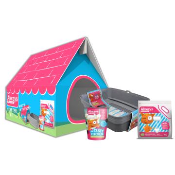 Pack Super premium litter box
