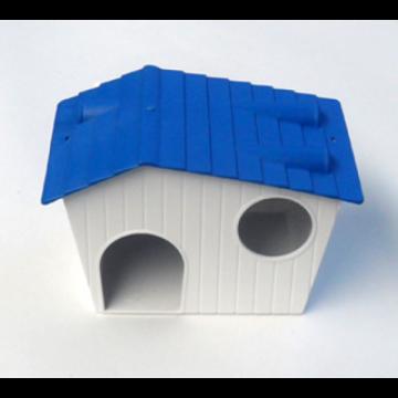 Casa em Plástico para Hamster