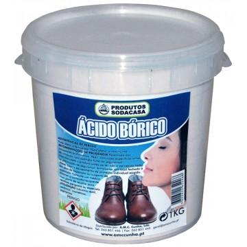 Acido borico balde 1 kg